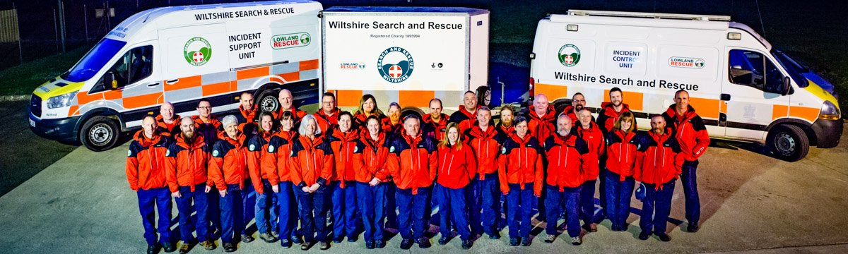 Wiltshire Search & Rescue Team photo